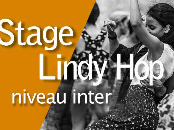 Lindy Hop en progrès