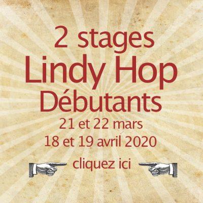 Lindy Hop le 21 mars
