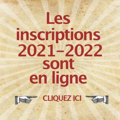 Lindy Hop inscriptions 2012 2022